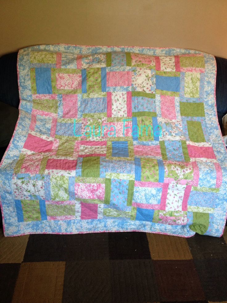Sakura Park Layer Cake and Jelly Roll Pattern is from MSQC. Layer cake + Jelly Roll = Quilt ...