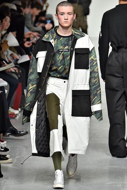Liam Hodges Autumn/Winter 2017 Mens Collection | British Vogue