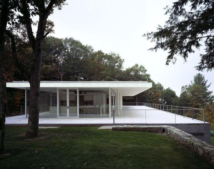 Olnick spanu house by estudio campo baeza buildings - Campo baeza obras ...