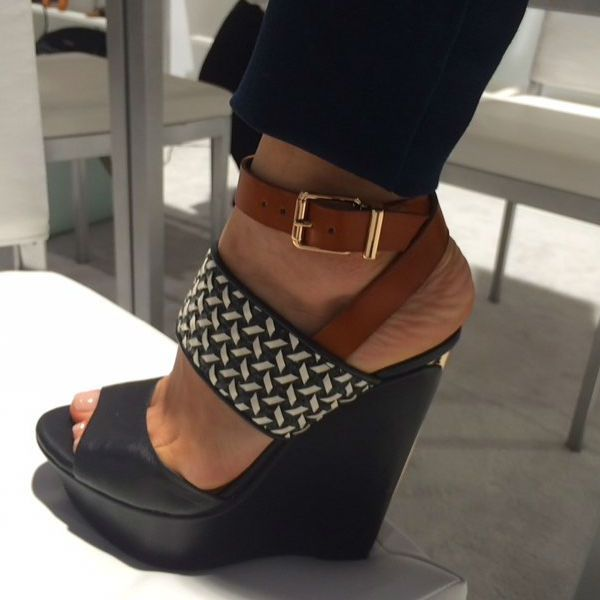 Jessica Simpson Eila Wedge Sandals