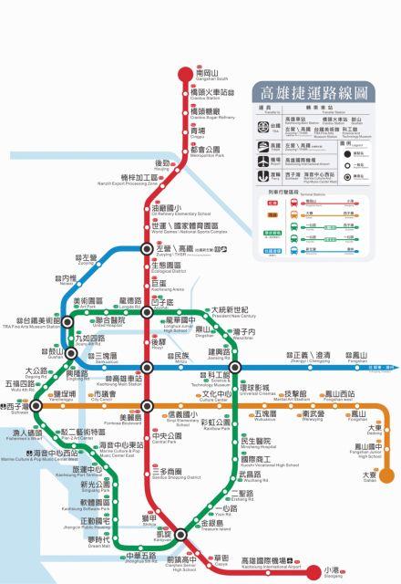 お得に台北、高雄!台湾地下鉄の乗り方・路線図・料金まとめ | ガジェット通信