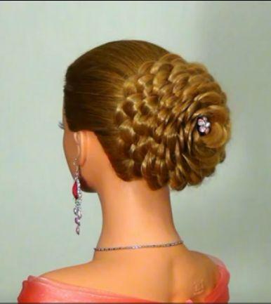 55 best amazing braids images on pinterest amazing braided bun 9 braids pmusecretfo Choice Image