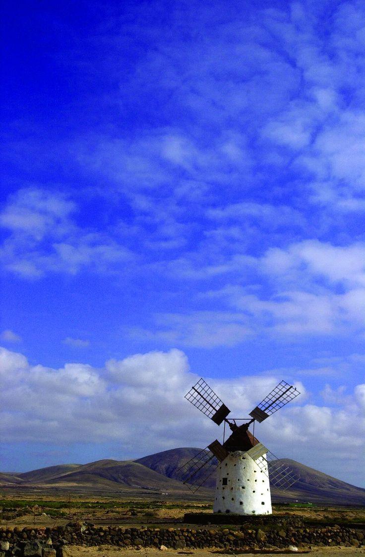 Beautiful Fuerteventura Landscape