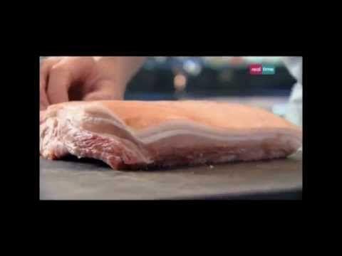 Cucina con Ramsay # 70: Pancia di Maiale arrosto con finocchio - YouTube