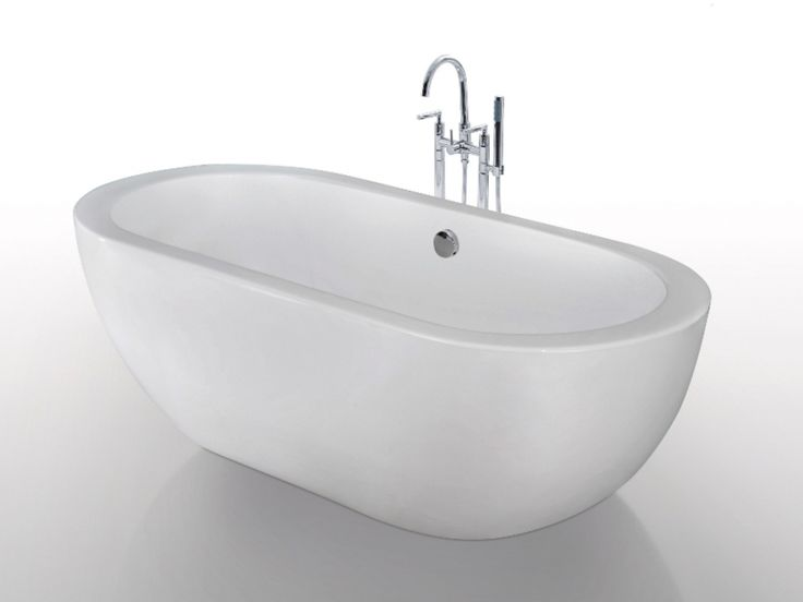 Les 25 meilleures id es concernant baignoire ilot pas cher sur pinterest ta - Baignoire ilot discount ...