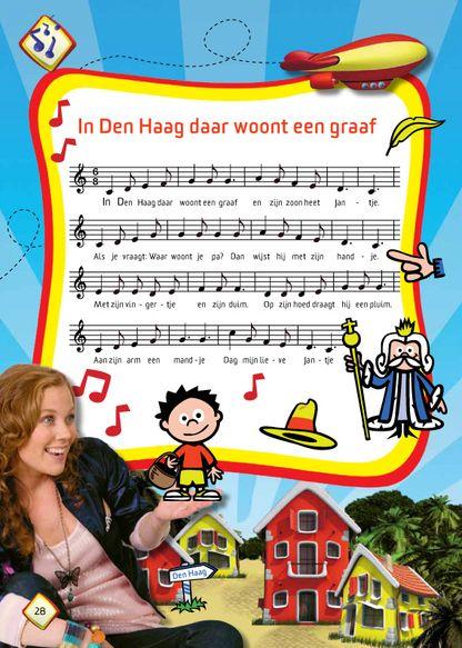In den Haag daar woont een graaf http://www.zappelin.nl/attachments/contents/000/003/518/uploads/original/downloadable.pdf