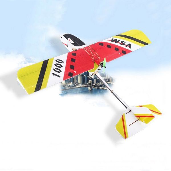 WSA 1000EPP 1000mm Wingspan EPP Trainer Principiante FPV RC Airplane KIT