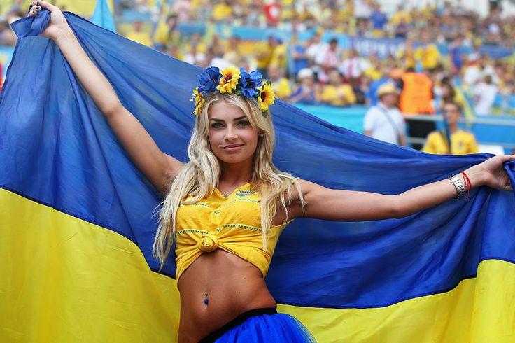 новейшие картинки про украину такой красавицы