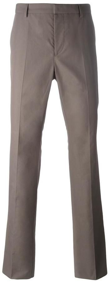 Jil Sander Compact chino trousers