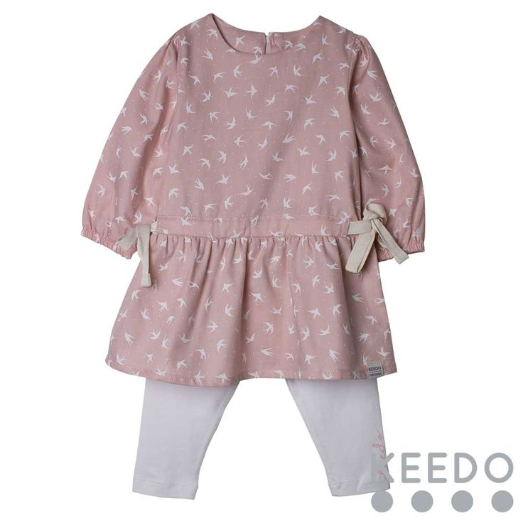 Daisy dress set - Funky adjustable waist detail allows for different body shapes