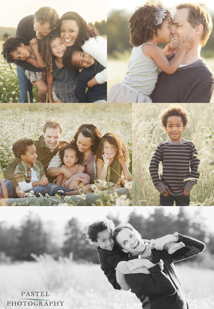 Gorgeous family pictures!