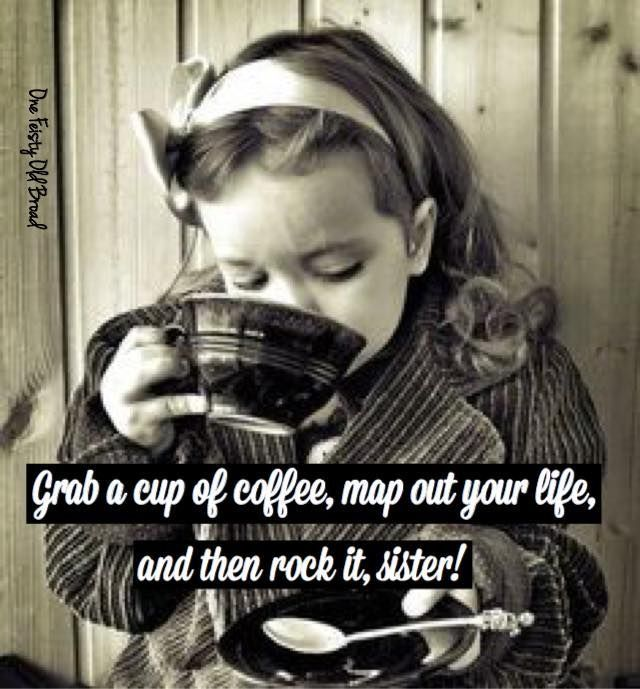 Grab a cup of coffee...