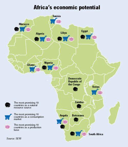 51 best Los recursos naturales en África images on Pinterest