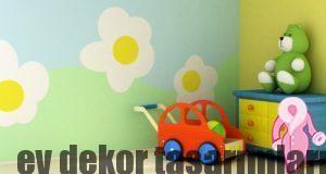 Bebek Odasında Duvar Kağıdı Kullanmak Doğrumu?