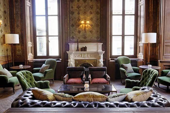 L'hôtel Soho House d'Istambul