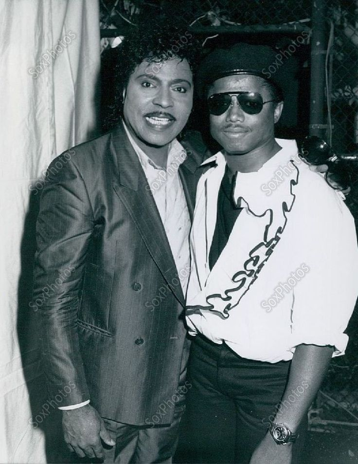 Little Richard Michael Jackson