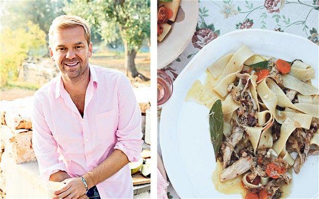 Bill Granger loves this Italian-inspired chicken ragu
