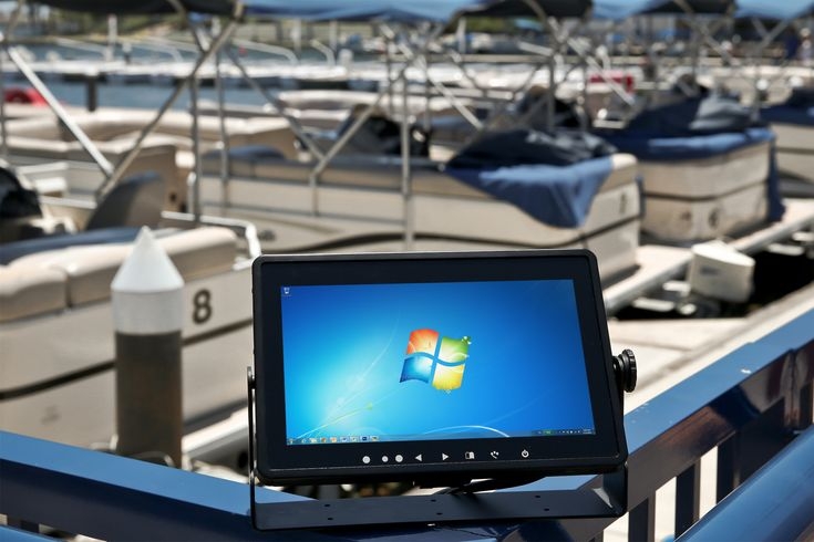 Xenarc Waterproof Marine Boat Yacht Lcd Led Touchscreen 10 Monitors For Sale Lcd Monitor Touch Screen Lcd