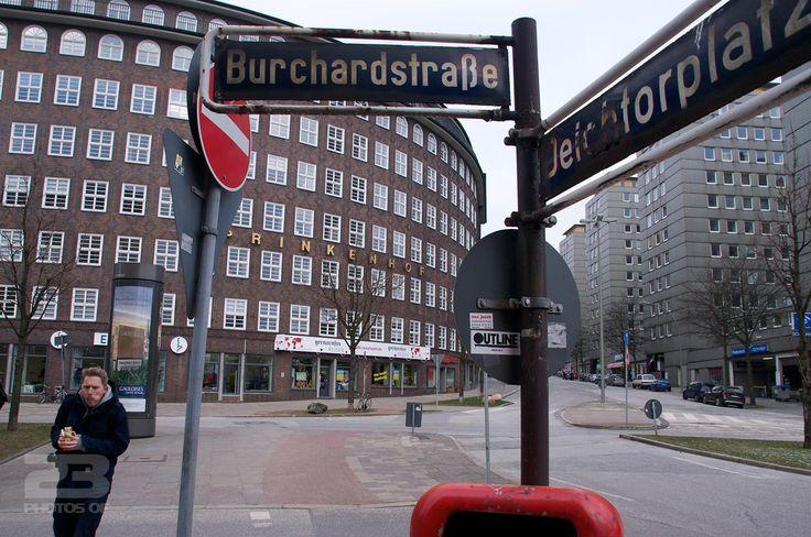 Cold at the Intersection photo   23 Photos Of Hamburg
