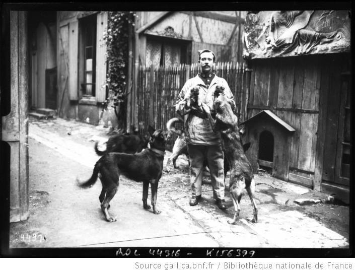 91 best images about L'homme et le chien 1910s 1920s 1930s