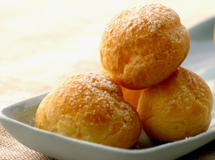Miniature Sweet Puffs Recipe : Food Network Kitchens : Food Network - FoodNetwork.com