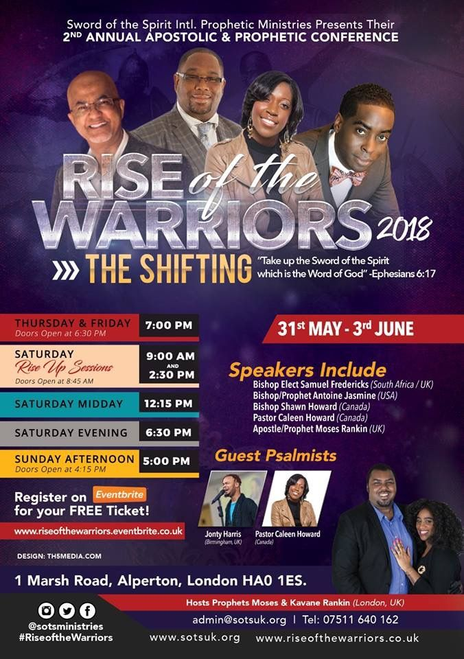 christian worship events london