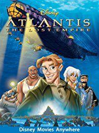 Amazon.com: Atlantis: The Lost Empire: Michael J. Fox, James Garner, Claudia Christian, Jim Varney: Amazon   Digital Services LLC