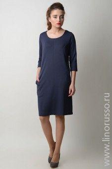 #autumn2015 #winter2015 #LinoRusso #dress #basic #платье #РусскийЛён #базовая_коллекция #aw1516