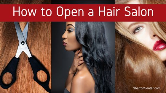 Opening a hair salon or spa? Don't forget these marketing steps, including outdoor sign & salon naming strategies.