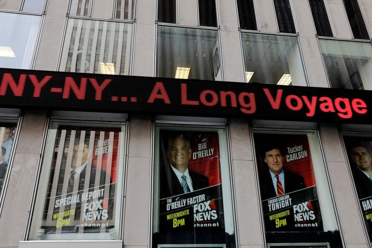 A poster with the likeness of Bill O'Reilly hangs outside the global headquarters of 21st Century Fox and News Corp. in New York on Monday. (Lucas Jackson/Reuters)   Fox News host Bill O'Reilly is under fire based on a weekend New York Times article indicating that $13 million had been... http://usa.swengen.com/president-trump-dismisses-bill-oreillys-sexual-harassment-scandal/