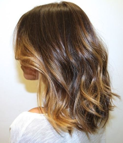 Lob+Style+for+Mid-Length+Curly+Hair