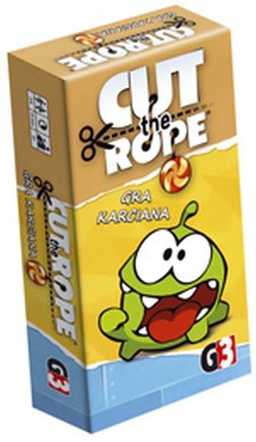Cut the Rope - od 34,30 zł, porównanie cen w 40 sklepach. Zobacz inne Gry planszowe, najtańsze i najlepsze oferty, opinie.