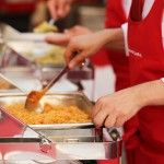 Pasta Zara Party alla Notte Bianca di Rovato (Brescia-Italy). #pasta #food #Italy #party