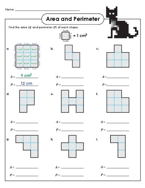 area and perimeter worksheet 2 math area perimeter worksheets perimeter worksheets area. Black Bedroom Furniture Sets. Home Design Ideas
