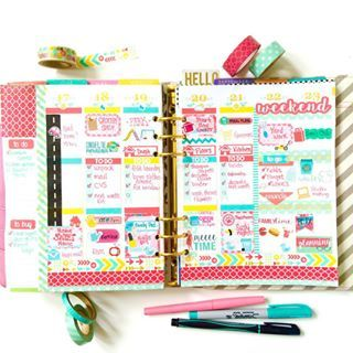 Colors That Make You Happy 70 best moleskine hacks and paper planners images on pinterest