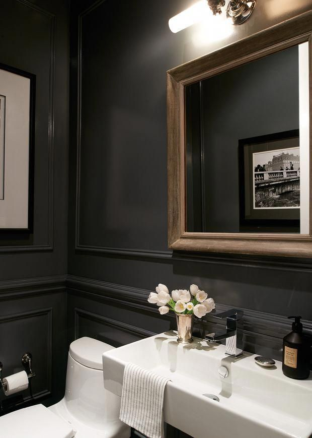 Create Coziness By Painting Walls Trim And Ceilings In The Same Color Bathroomdecor Home Interior Design Top Bathroom Design Home