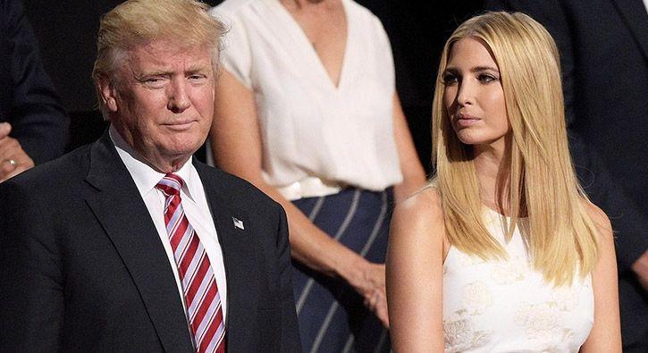 #DÜNYA Independent: Trump'ı, Esed'i vurmaya kızı ikna etti: İngiliz Independent gazetesi, ABD Başkanı Donald Trump'ın Suriye'yi vurma…