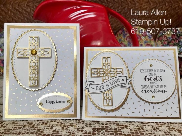 Stampin' Up Hold on to Hope