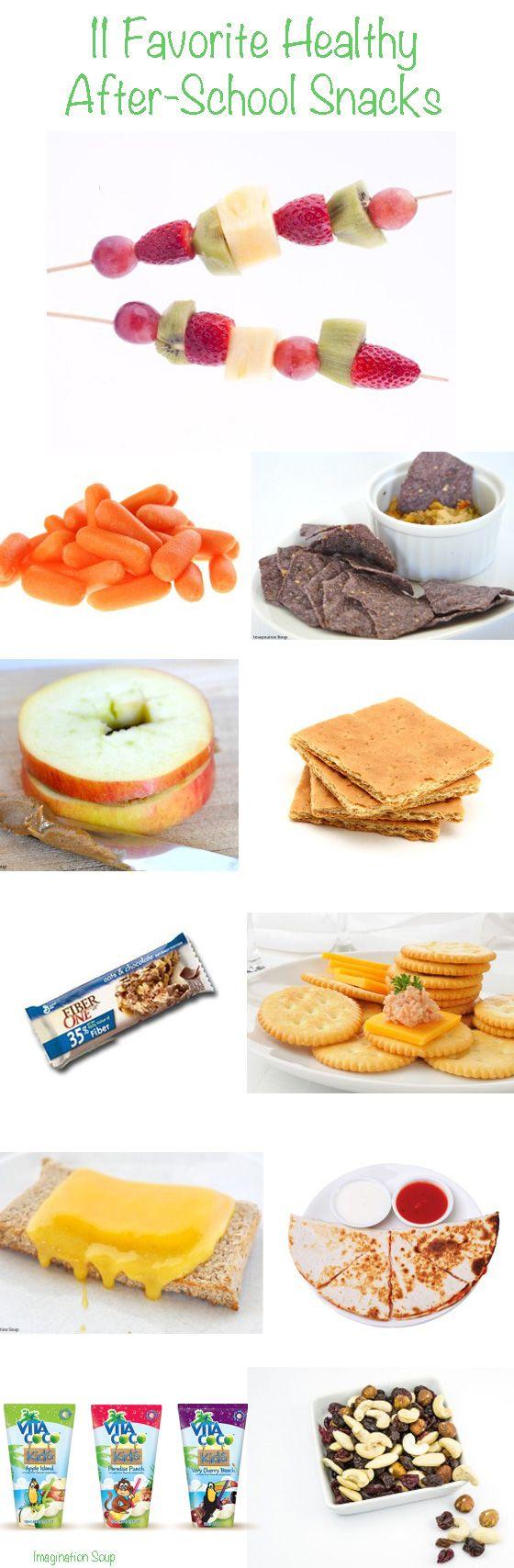 Healthy After School Snacks | Good Eats | Pinterest | Snacks, School snacks and Healthy Snacks