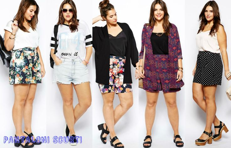 Tendinte noi in #moda pentru femeile cu forme voluptoase. #plussize #stil #haine #imbracaminte #rochii