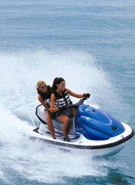 Holland Water Sports Boat and Jet Ski Rental Prices - Michigan