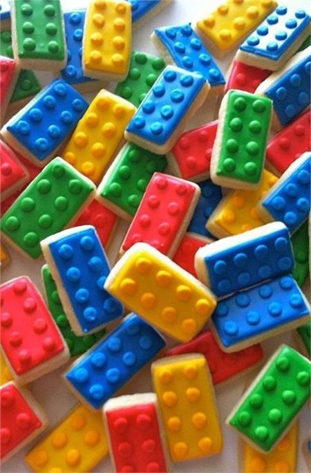 Φτιάξτε μόνες σας σπιτικά μπισκότα LEGO!