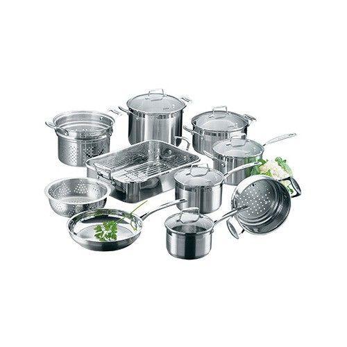 Impact Cookware Set 10 Piece