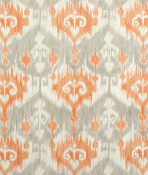 Shop Richloom Marlena Orange Fabric at onlinefabricstore.net for $12.85/ Yard. Best Price & Service.