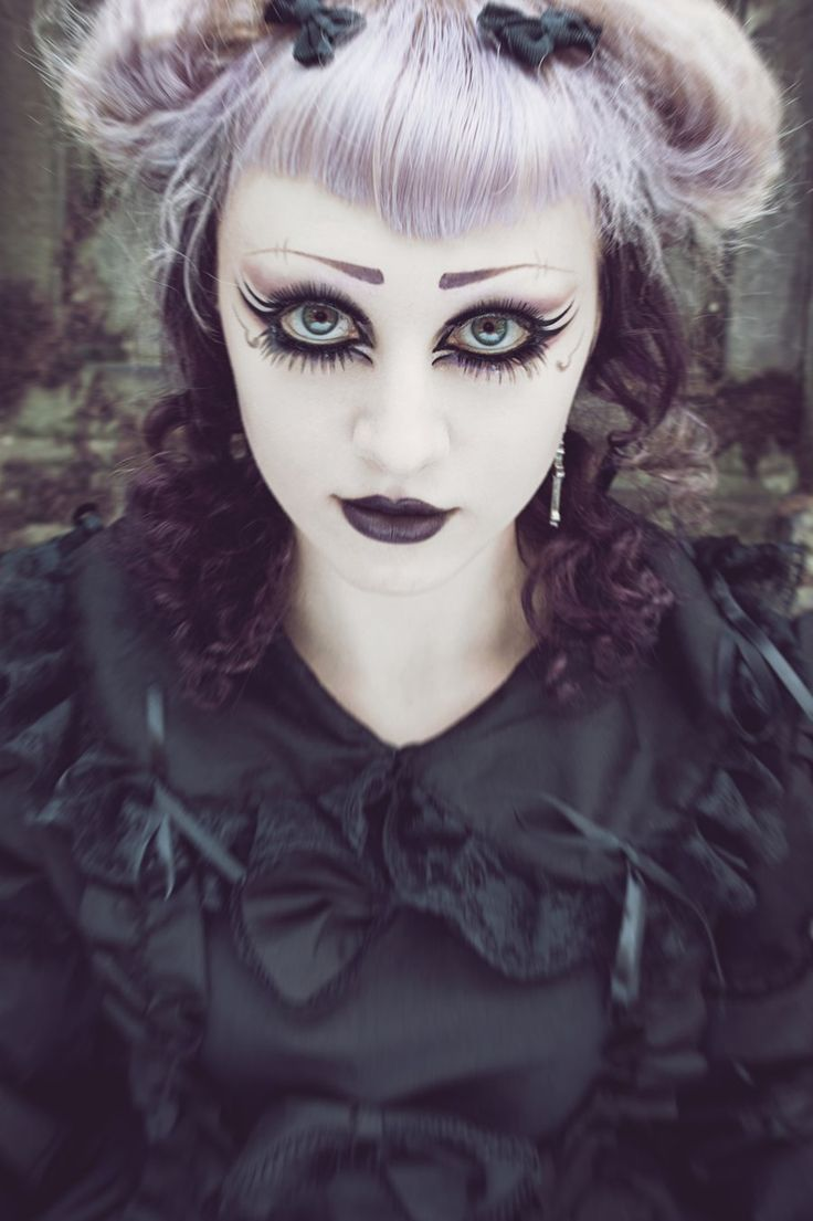 120 best ✮ Rock and Goth Makeup ✮ images on Pinterest | Goth ...