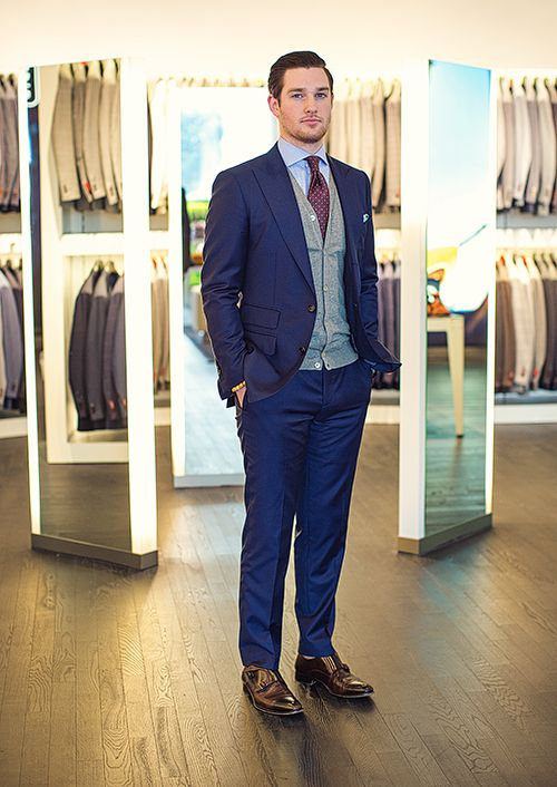 269 best Men Suits images on Pinterest | Men's style, Menswear and ...
