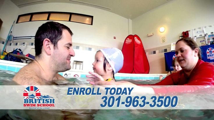 British Swim School  Central Maryland Promo