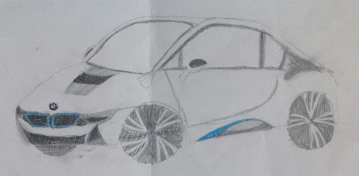 My favourite car I8