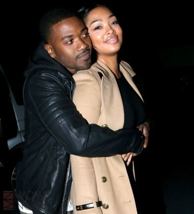 Ray J's Girlfriend Arrested For Allegedly Attacking Him