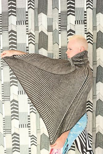 Ravelry: Askews Me Poncho pattern by Stephen West